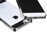 накладка хромированная для iphone se все цвета