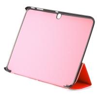 чехол fashion case для galaxy tab 3 10.1 p5200 красный
