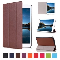 чехол fashion case для ipad mini 4 коричневый