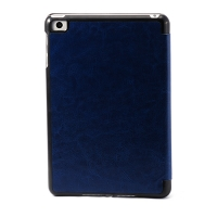 чехол fashion case для ipad mini синий