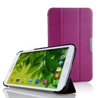 чехол fashion для samsung tab pro 8.4 t320 t325 фиолетовый