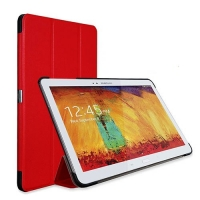 чехол fashion galaxy tab pro 10.1 t520, t525 красный