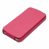чехол hoco duke для iphone 4 / 4s розовый