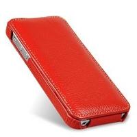 чехол melkco для iphone se красный