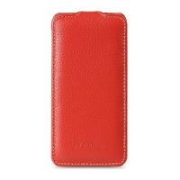 чехол melkco leather case для iphone 5 / 5s красный