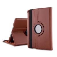 чехол поворотный 360° для ipad 5 air коричневый