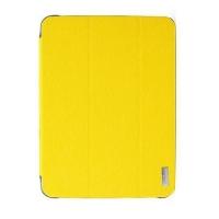 чехол rock для galaxy tab 3 10.1 p5200 желтый