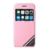 чехол usams viva series для iphone 6 (4.7) розовый