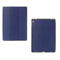 Чехол Silicon Case для iPad Pro 10.5 с держателем для стилуса Apple Pencil Синий