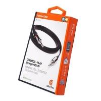 кабель интерфейсный griffin flat aux 3.5 jiack