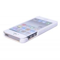 накладка hoco protection для iphone 5 / 5s белая