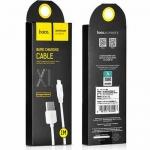 Кабель USB Lightning HOCO для зарядки и синхронизации 1 метр