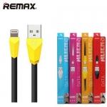 USB кабель Remax aliens для зарядки и синхронизации iPad и iPhone