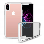 Накладка-бампер для iPhone X разные цвета