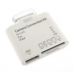 camera kit usb 5в1 для ipad   ipad 2   ipad 3