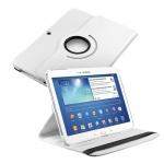 Чехол 360° для Galaxy Tab 3 10.1 P5200 Белый