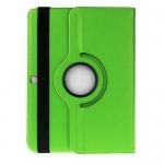 чехол 360° для galaxy tab 3 10.1 p5200 зеленый
