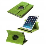 чехол crocodile 360° для ipad mini 4 зеленый