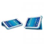 Чехол для Galaxy Tab 4 8.0 SM-T330, T335 Голубой