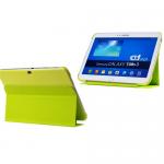 Чехол для Samsung Galaxy Tab 3 10.1 P5200 Зеленый