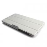 чехол fashion case для galaxy tab 4 7.0 t230, t231 белый