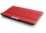 чехол fashion case для galaxy tab 4 7.0 t230, t231 красный