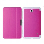 Чехол Fashion Case для Galaxy Tab 4 7.0 T230, T231 Розовый