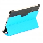 чехол fashion case islim  для ipad mini голубой