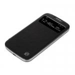 Чехол HOCO Classic View Case Galaxy SIV S4 I9500 Черный