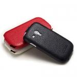 Чехол HOCO Leather Case для Galaxy SIII S3 mini i8190