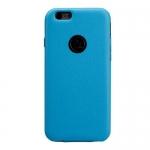 чехол jisoncase flip case для iphone 6 (4.7) голубой