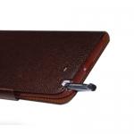 чехол kucipa folder case для galaxy note 2 n7100 коричневый