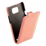 чехол melkco case для galaxy sii s2 i9100 розовый