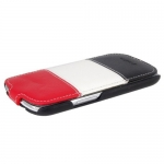 Чехол Melkco Case для Galaxy SIII S3 i9300 Трехцветный