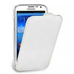 Чехол Melkco для Galaxy Note 2 N7100 Белый