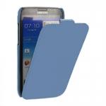 Чехол Melkco для Galaxy Note 2 N7100 Голубой