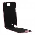 Чехол Melkco для Galaxy Note 2 N7100 Розовый