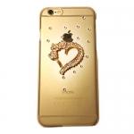 Чехол накладка для iPhone 6 (4.7) Сердце