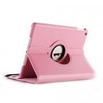 Чехол поворотный 360° для iPad 5 Air Розовый