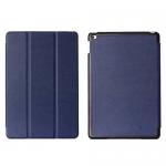 Чехол Silicon Case для iPad Air с держателем для стилуса Apple Pencil Синий