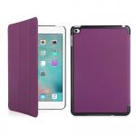 Чехол Silicon Case для iPad Air с держателем для стилуса Apple Pencil Фиолетовый