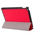 Чехол Silicon Case для iPad Air с держателем для стилуса Apple Pencil Красный