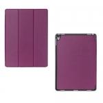 Чехол Silicon Case для iPad Pro 10.5 с держателем для стилуса Apple Pencil Фиолетовый