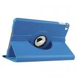 Чехол поворотный 360° для iPad 5 Air Голубой