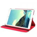 Чехол поворотный 360° для iPad 5 Air Красный