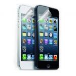 Пленка защитная на экран для iPhone 5/5S/5C Глянцевая