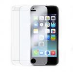 Пленка защитная для iPhone 5/5S (экран+спина) Глянцевая