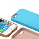 Накладка PU для iPhone SE