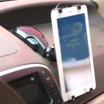 крепление автомобильное choxo для планшетов
