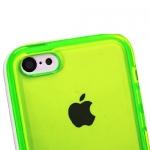 Накладка бампер для iPhone 5C Глянцевая